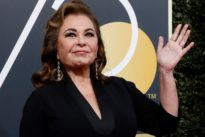 Trump sees media bias in handling of 'Roseanne' cancellation