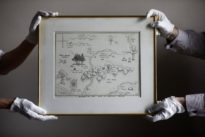 Original Winnie-the-Pooh map to be auctioned in London