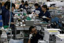 Global trade skirmish puts factories, recovery at risk