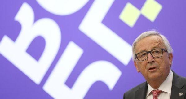 Euro zone not facing new debt crisis: EU's Juncker