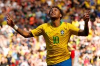 Soccer: Neymar shines on Brazil return, Spain draw after De Gea…