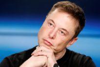 Big Tesla investors look like firewall for Elon Musk