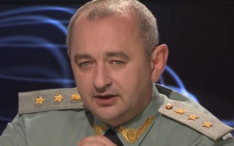 The Ukrainian Pinochet, Anatolii Matios, runs the risk of losing military prosecutor post due to his anti-Semitic remarks
