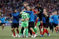 Spark missing but Croatia still advances to quarter-finals