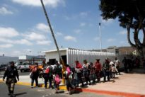 Amid surging violence, some Mexicans choose asylum over voting