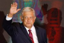 Mexico leftist vows no tolerance on corruption after historic win