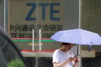 China's ZTE names new top executives in step towards U.S. ban lifting