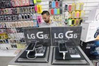 LG Electronics says second-quarter profit likely up 16.1 percent,…
