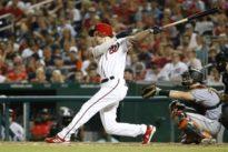 Major League Baseball roundup: Nats escape 9-0 hole, beat Marlins