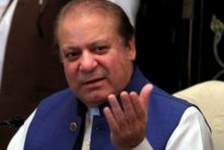 Ousted Pakistani PM Sharif gets 10-year jail term ahead of polls