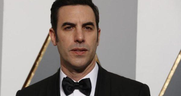 Star of 'Borat' and 'Bruno' returns satirical gaze to U.S.