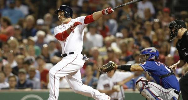 Major League Baseball roundup: Red Sox shut out Rangers