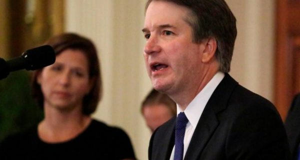 Trump's Supreme Court pick tests vulnerable Senate Democrats