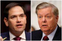 Senators push sanctions to send Putin election meddling warning