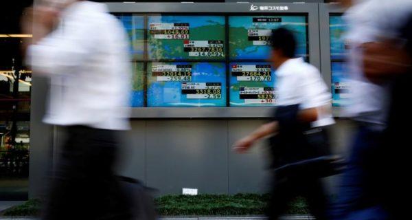 Bond yields rise worldwide on BoJ easing talk, stocks slip