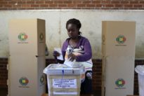 Zimbabwe votes in first post-Mugabe poll, opposition cries foul