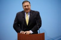Pompeo plays down North Korea sparring