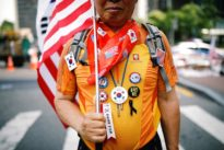 South Korea's diehard Trump supporters hail 'guardian of liberty'
