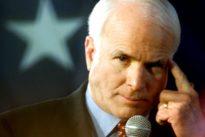 John McCain, war hero and 'maverick' Republican, is dead at 81