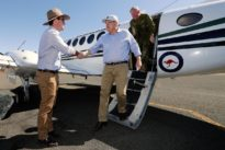 New Australian PM gets to work- government support plummets