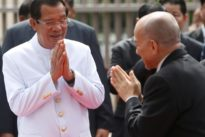 Cambodia's parliament holds first session since July vote