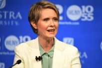 Cynthia Nixon casts herself as latest Democratic insurgent in NY…