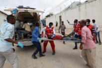 Suicide car bomb kills at least six in Somali capital