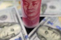 Dollar trims gains as trade concerns weigh