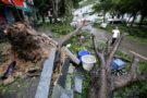 Hong Kong, southern China clean up after super typhoon