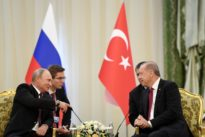 Turkey's Erdogan says his meeting with Putin on Syria will bring hope