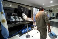 Argentina bets on $600 million satellite to boost agriculture sector