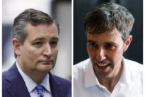 Back to the wall, Cruz decries challenger O'Rourke as out-of-touch…
