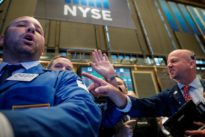 Wall Street jumps at open on new NAFTA deal