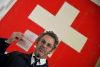 Artist to issue 'Swiss passports' in London installation