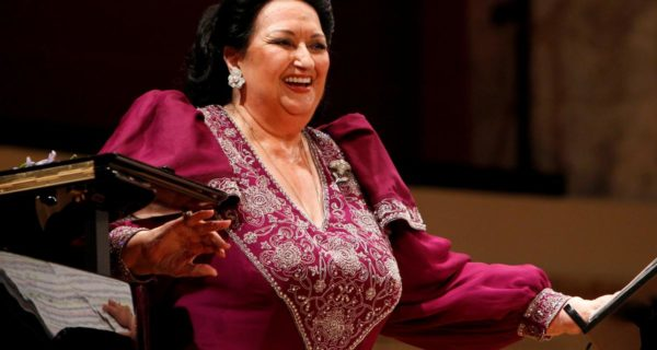 Opera singer Montserrat Caballe dies in Barcelona, aged 85