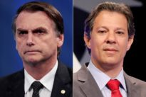 Far right, ex-military officer wins Brazil vote, faces leftist in…