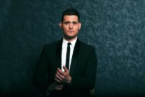 Singer Buble says life changed after son's cancer diagnosis