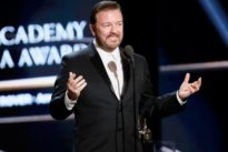 Ricky Gervais escaped factory life by heading to 'The Office'