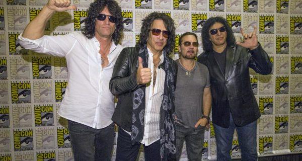 Rock band Kiss promises 'unapologetic' final tour