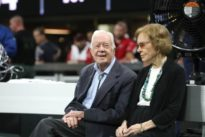 Former U.S. President Carter wades into heated Georgia governor's race