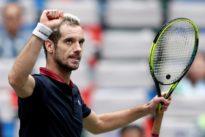 Tennis: Gasquet downs erratic Shapovalov in Paris