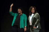 Oprah backs Stacey Abrams in historic Georgia governor's race