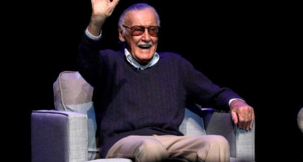 Screen superheroes lead tributes to Stan Lee