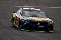 NASCAR notebook: Truex falls just short in title defense