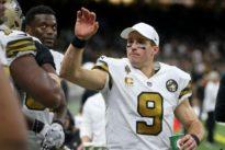 NFL roundup: Saints pummel Eagles
