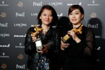 Lights, camera, factions: Stars at Chinese-language 'Oscars' split…