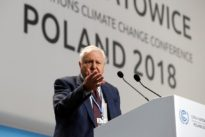 Naturalist Attenborough urges climate meet to tackle 'greatest…