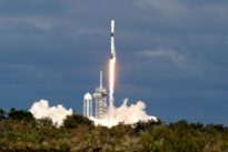 SpaceX launches biggest U.S. 'rideshare' mission with 64 satellites