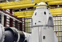 SpaceX cancels first U.S. national security mission