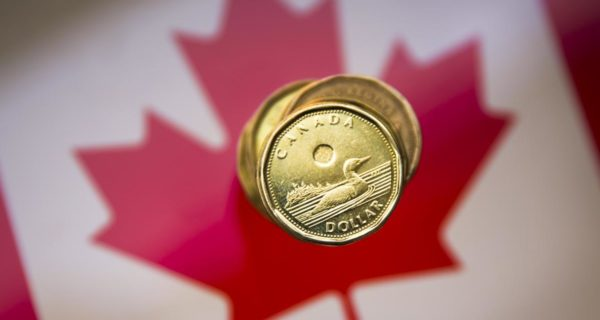 Canadian dollar hits 19-month low as risk aversion offsets GDP gain